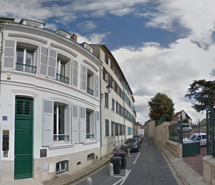 Pontoise entreprise de peinture facades rev tements d co for Piscine rue de pontoise